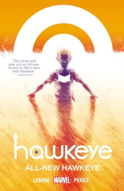 Hawkeye Vol. 5 fear agent vol 5