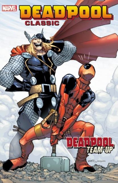 Deadpool Classic Vol. 13 loymina обои loymina classic vol ii артикул v5 221