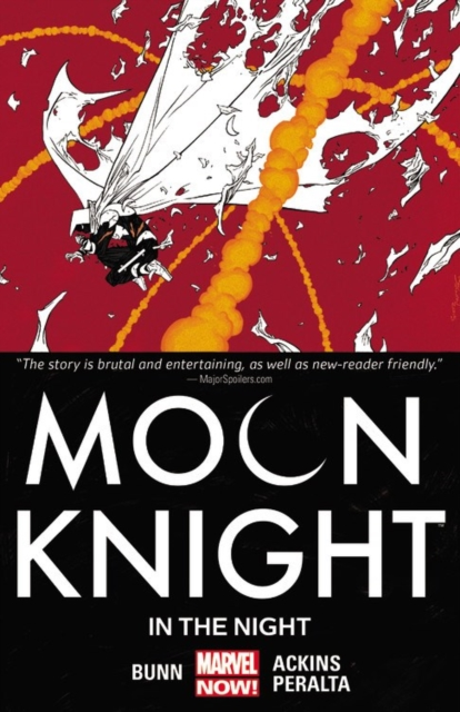 Moon Knight Vol. 3 alone vol 3