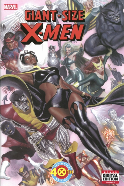 Giant-Size X-Men 40th Anniversary odessey and oracle 40th anniversary live concert