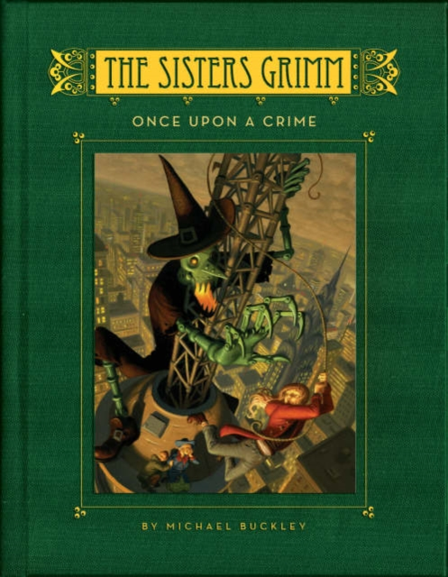 Sisters Grimm, The who were the brothers grimm