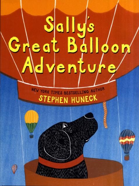 Sallys Great Balloon Adventure the great adventure – male desire
