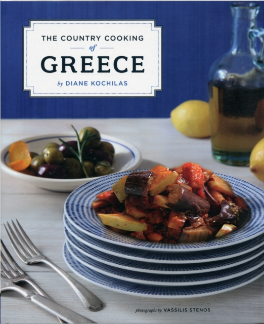 Country Cooking of Greece bremzen a mastering the art of soviet cooking