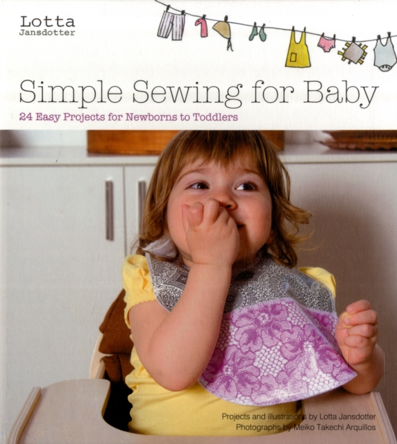 Lotta Jansdotter's Simple Sewing managing projects made simple
