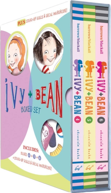 Ivy and Bean Boxed Set 2 penguin christmas classics 6 volume boxed set