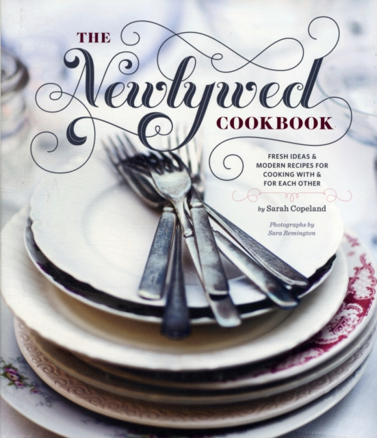 Newlywed Cookbook author name tbc the fasting day cookbook