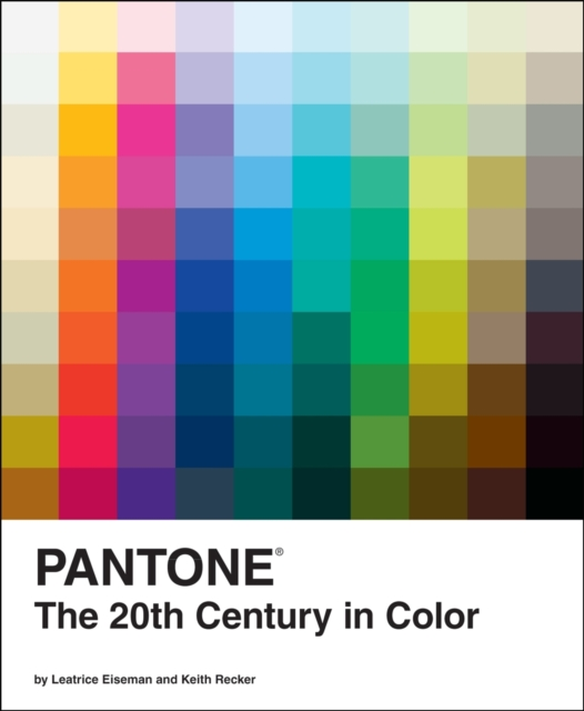 Pantone 20th Century In Color Hc цветовые карты pantone 2015 cu gp1601