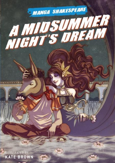 MANGA Shakespeare. A midsummer night's dream manga shakespeare hamlet