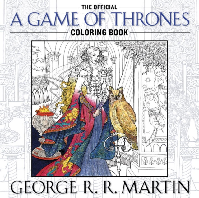 A Game of Thrones: The Official Coloring Book 1more super bass headphones black and red
