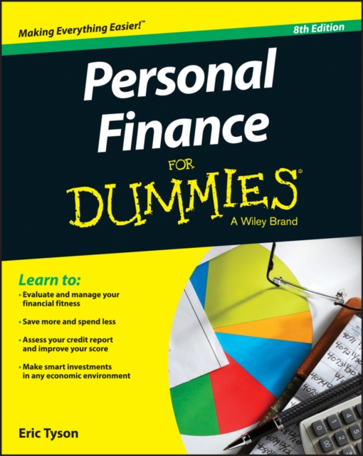 Personal Finance For Dummies michael griffis economic indicators for dummies