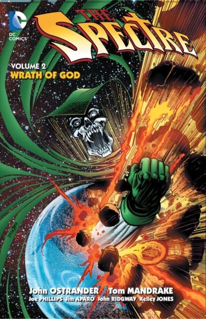 SPECTRE V2: WRATH OF GOD wrath of a mad god