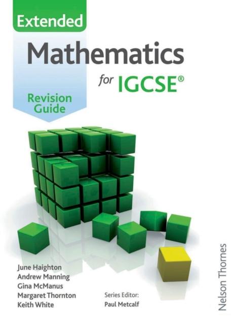Essential Mathematics for Cambridge IGCSE Extended Revision Guide environmental management for cambridge igcse
