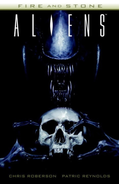 ALIENS: FIRE AND STONE TPB natives and aliens