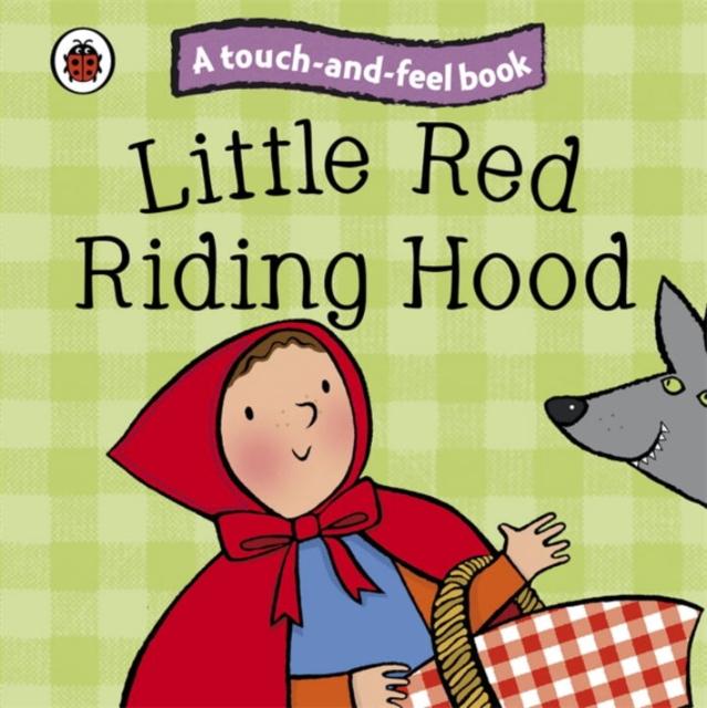 Little Red Riding Hood (board book) grimm brothers little red riding hood storytime pupil s book stage 1 учебник