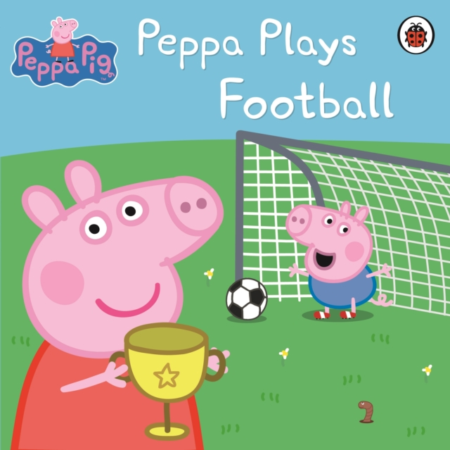 Peppa Pig: Peppa Plays Football (PB) four plays