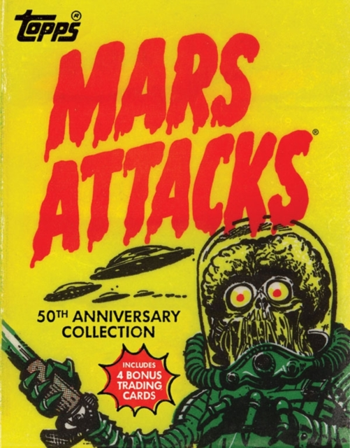 Mars Attacks teddy mars book 3 almost an outlaw