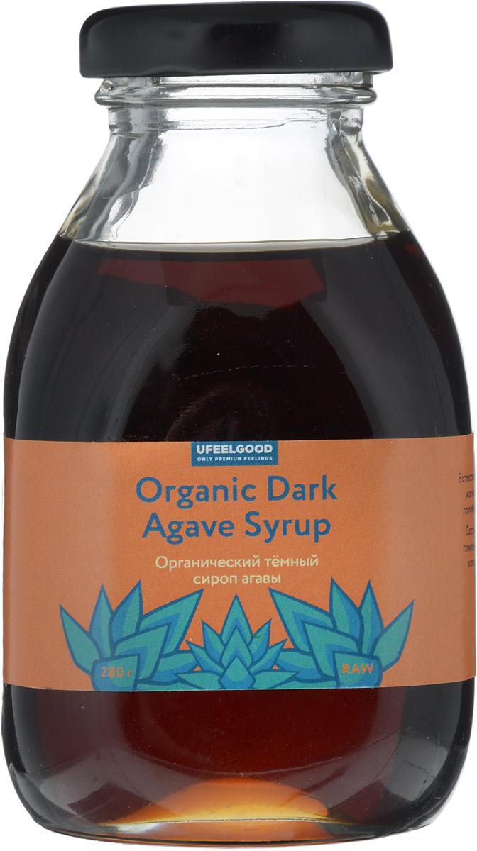 UFEELGOOD Organic Syrup Agava органический сироп агавы, 200 мл