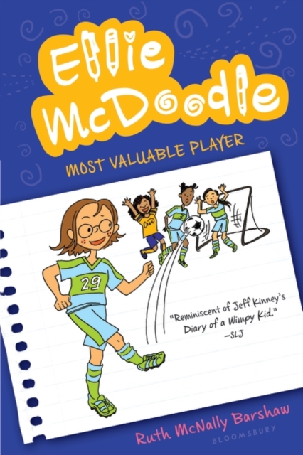 Ellie McDoodle: Most Valuable Player faces faces first step