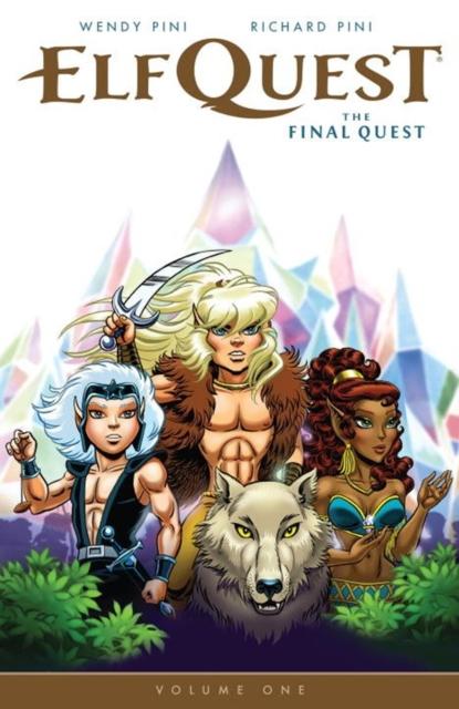 ELFQUEST: FINAL QUEST V1 elfquest gallery edition