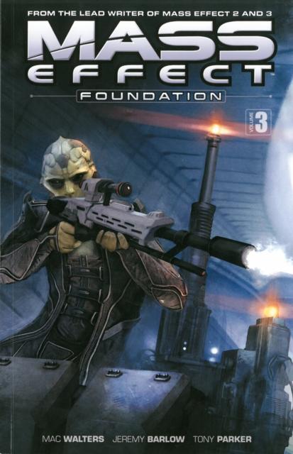 Фото Mass Effect: Foundation Volume 3