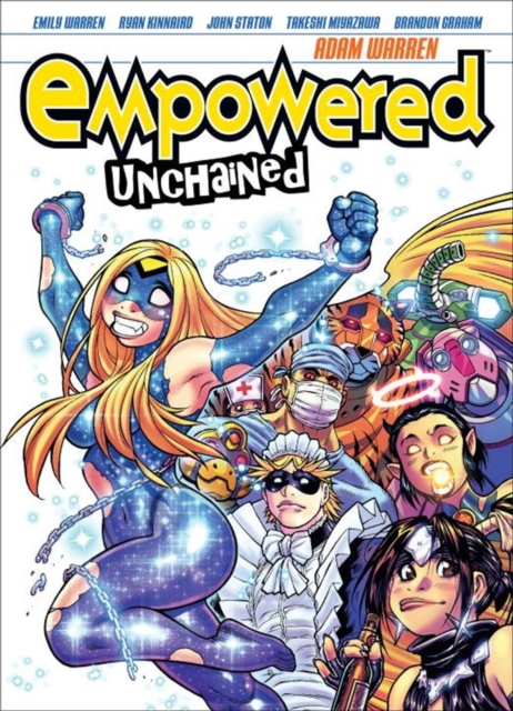 EMPOWERED UNCHAINED VOL. 1 immortal unchained