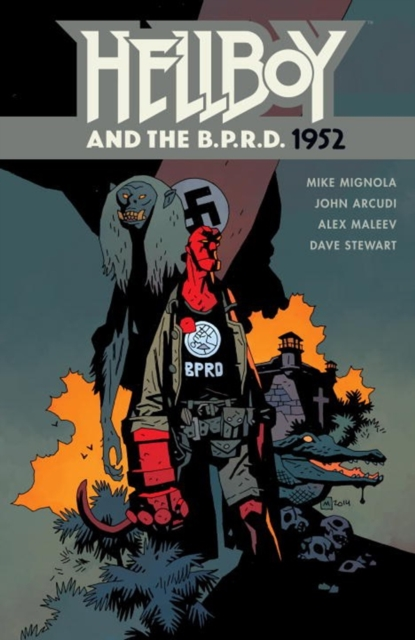 HELLBOY AND THE BPRD TPB hellboy the art of hellboy