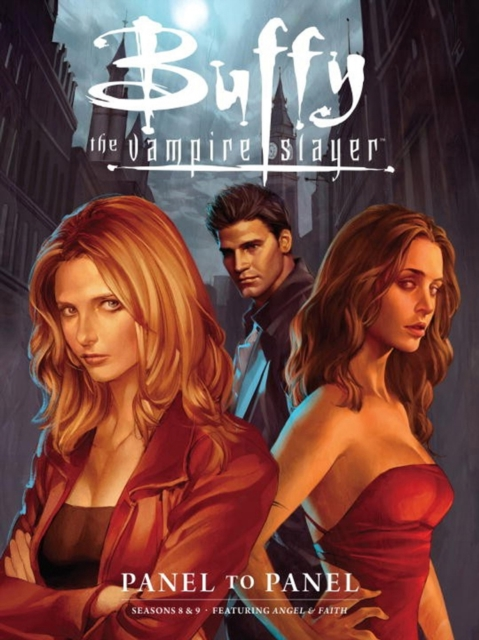 BUFFY S8&9 P2P cover run the dc comics art of adam hughes