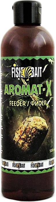 Ароматизатор для прикормки FishBait Aromat-X. Фидер, зимний, 500 мл