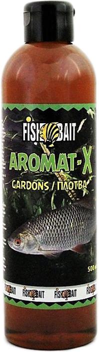 Ароматизатор для прикормки FishBait Aromat-X. Плотва, зимний, 500 мл6230916Вкусо-ароматическая жидкость имеет сложный состав, содержащий бетаин, аминокислоты, специально подобранную композицию ароматов, вкусовые добавки и усилители вкуса. Жидкость быстро проникает в прикормочные частички, что дает длительный привлекающий эффект. Попадая в воду Aromat-X медленно растворяется, и образует шлейф вкусного облака в придонном слое. Такое облако может висеть в прикормленном месте несколько часов и привлекать рыбу.Aromat-X обладает незначительным связующим свойством. Рекомендованная дозировка для стоячей воды 100 мл на 1 кг прикормочной смеси, на течении дозировка может быть увеличена до 200 мл. Бутылка оснащенная удобной крышкой, позволяющей быстро и дозировано вносить Aromat-X в прикормку или прямо в кормушку, что усилит ее вкус и привлекательность. Aromat-X отлично зарекомендовал себя в качестве пропитки насадок (пеллетс, бойлы, различные зерна) или дипов.