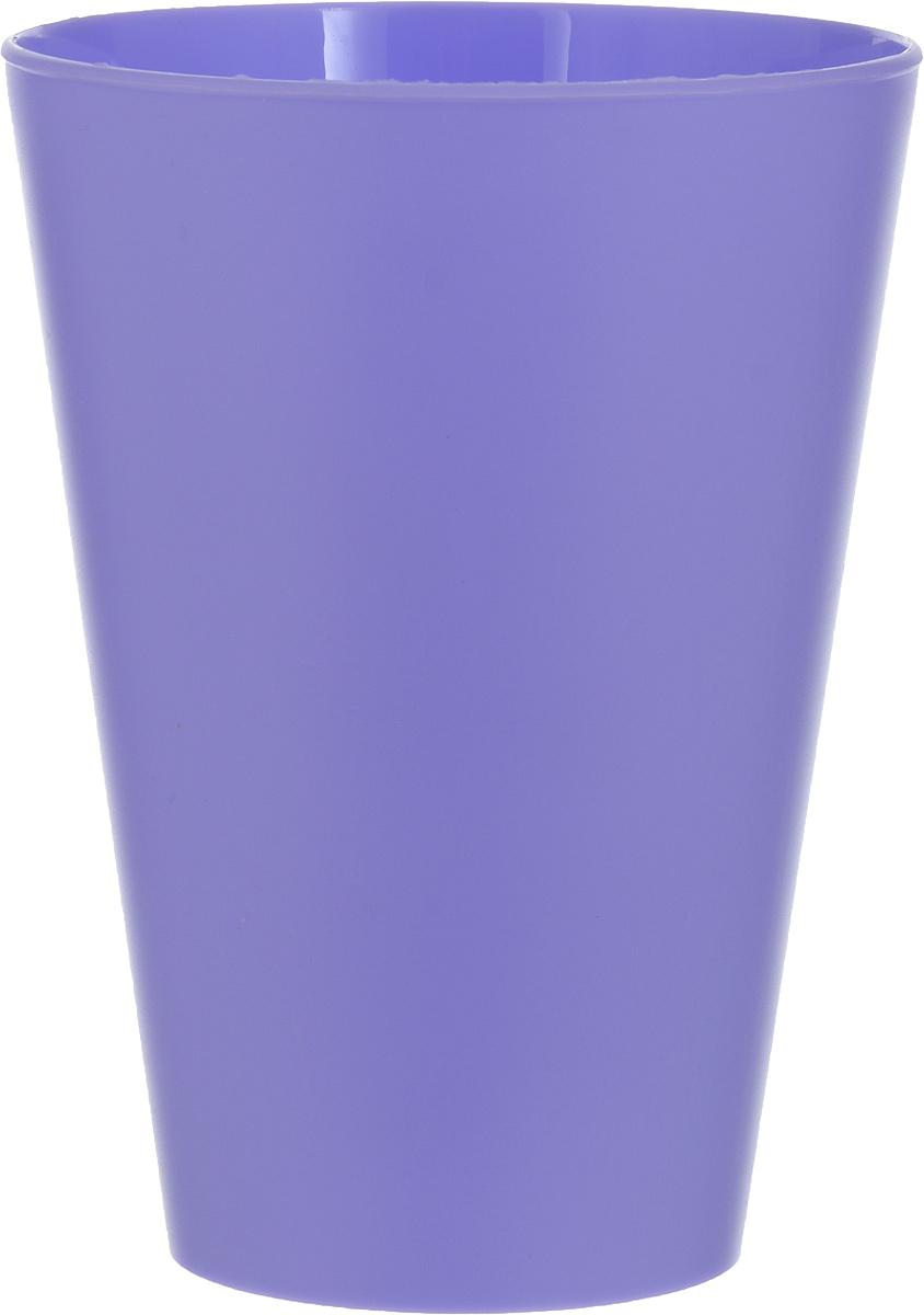 """Стакан """"Gotoff"""" выполнен из прочного пищевого полипропилена. Изделие отлично подойдет как для холодных, так и для горячих напитков. Его удобно использовать дома или на даче, брать с собой на пикники и в поездки. Отличный вариант для детских праздников. Такой стакан не разобьется и будет служить вам долгое время.  Можно мыть в посудомоечной машине.  Диаметр стакана (по верхнему краю): 8,5 см.  Высота стакана: 11,5 см."""