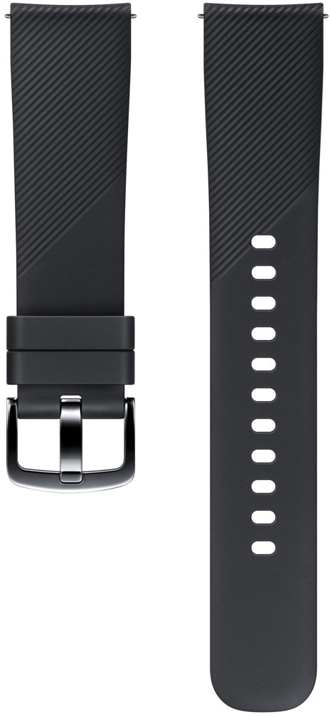 Samsung ET-YSN60 ремешок для Gear Sport, Black