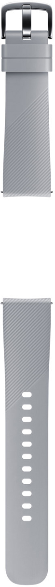 Samsung ET-YSN60ремешок для Gear Sport, Gray Samsung