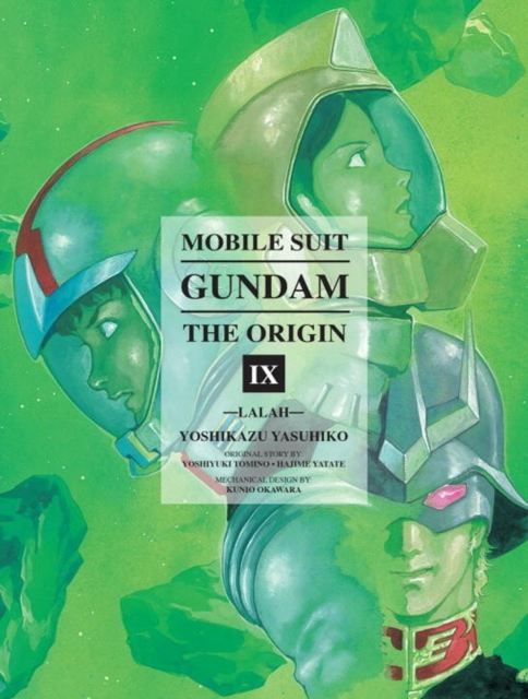 GUNDAM THE ORIGIN, VOL. 9 the sacred blacksmith vol 9