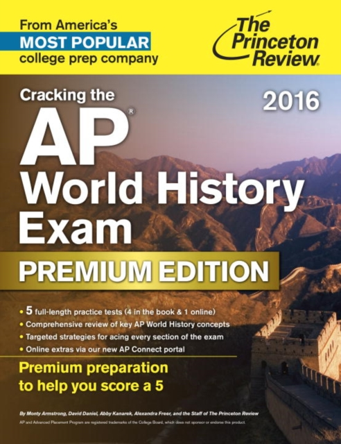 CRACK AP WRLD HIS 2016 PREMIUM