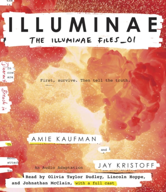 ILLUMINAE (UAB)(CD) all the bright places uab cd