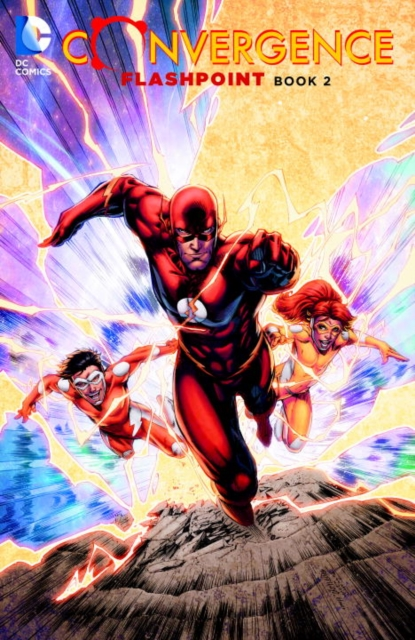 CONVERGENCE: FLASHPOINT 2 the world of flashpoint featuring batman