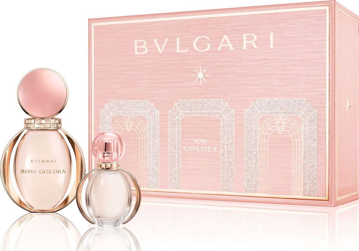 Bvlgari Rose Goldea Набор Парфюмерная вода 50 мл + парфюмерная вода 15 мл valentino valentina парфюмерная вода спрей 50 мл