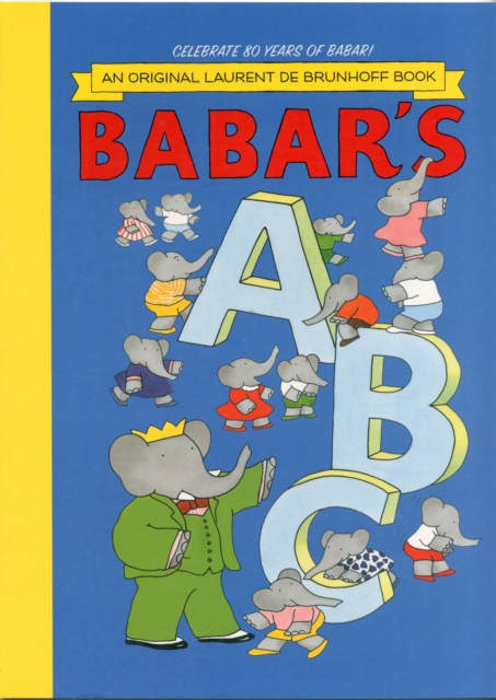 Babar's ABC 30pcs in one postcard take a walk on the go dubai arab emirates christmas postcards greeting birthday message cards 10 2x14 2cm