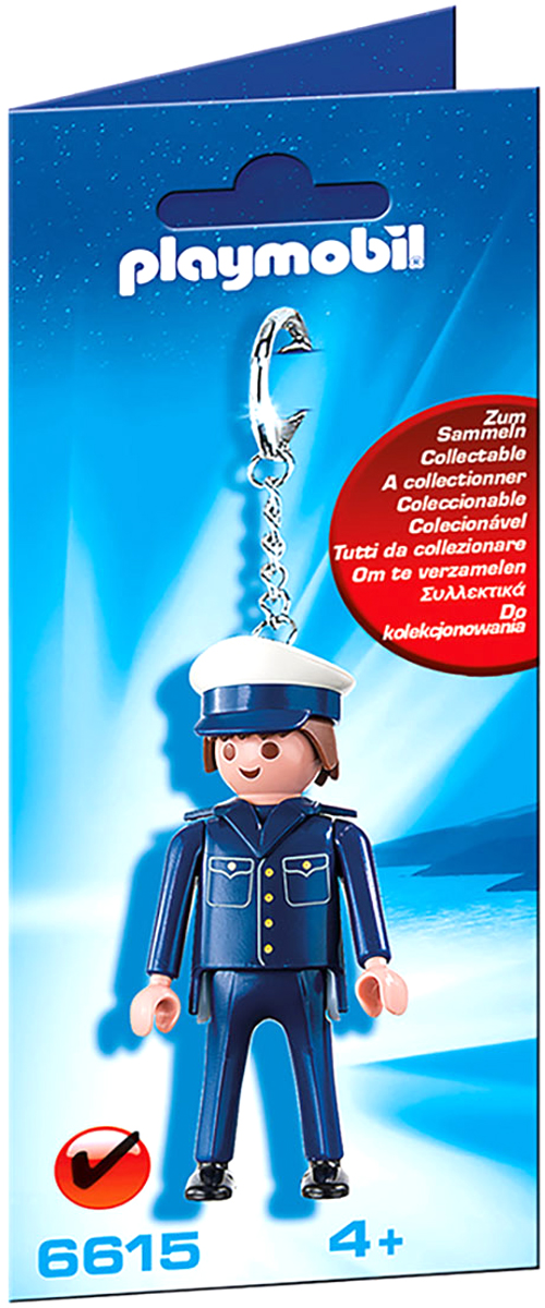 Playmobil Брелок Полицейский