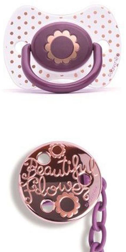 Suavinex Пустышка Haute Couture от 4 месяцев физиологическая силиконовая цвет фиолетовый 302288 статуэтка haute couture статуэтка месяц sr 640