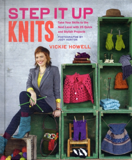 Step It Up Knits woodwork a step by step photographic guide to successful woodworking