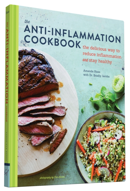 The Anti-Inflammation Cookbook idiot s guides the anti inflammation diet second edition