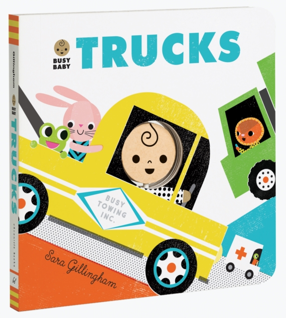 Busy Baby Trucks baby touch busy baby cd