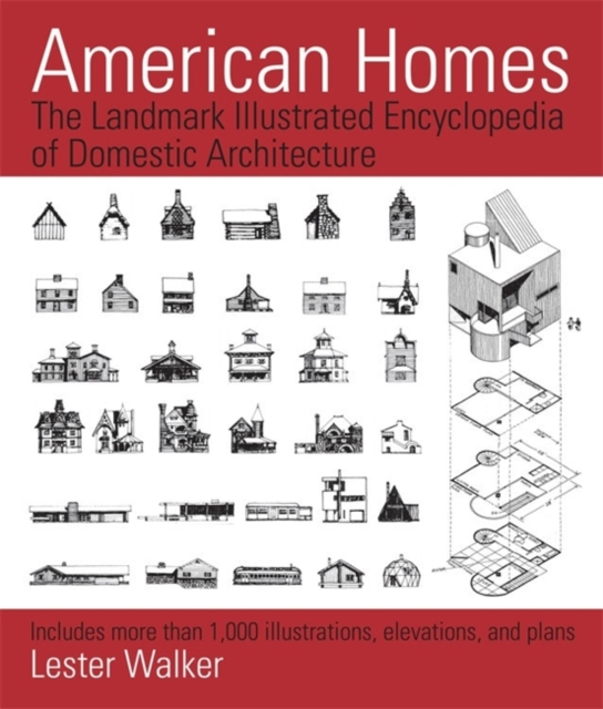 American Homes: The Landmark Illustrated Encyclopedia of Domestic Architecture the american spectrum encyclopedia the new illustrated home reference guide