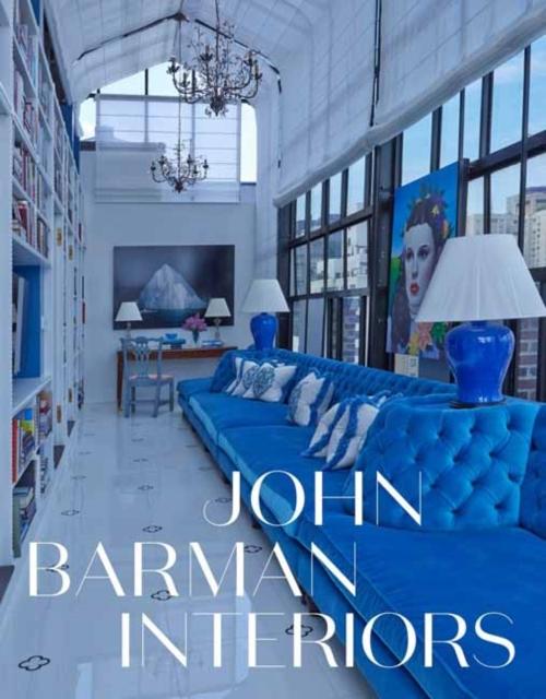 JOHN BARMAN INTERIOR DESIGN neil barrett футболка