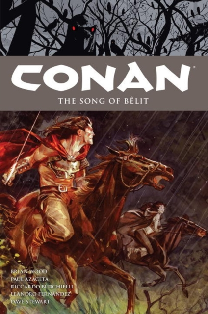 CONAN 16 THE SONG OF BELIT -. ...