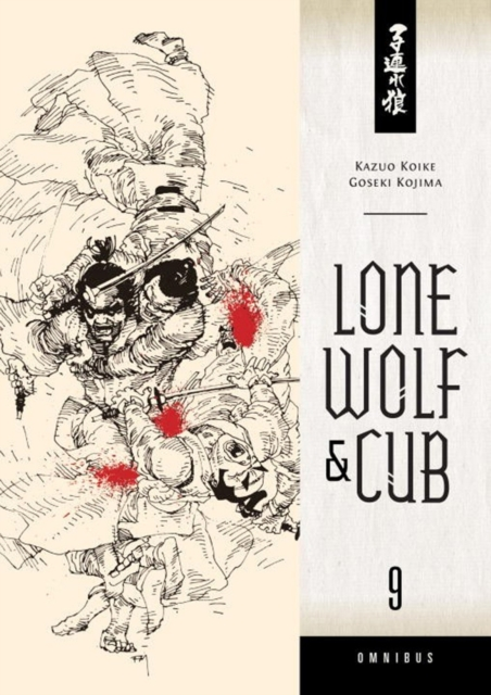 LONE WOLF AND CUB OMNIB VOL 9 new lone wolf and cub volume 8