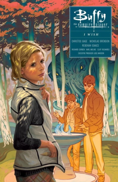 BUFFY: SEASON TEN VOL. 2 seeing things as they are