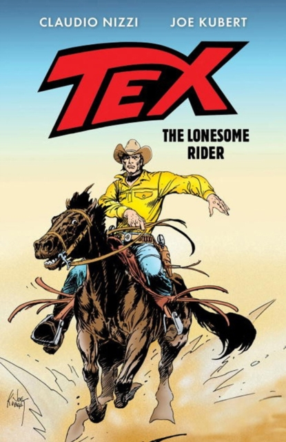 TEX: THE LONESOME RIDER the lonely polygamist – a novel