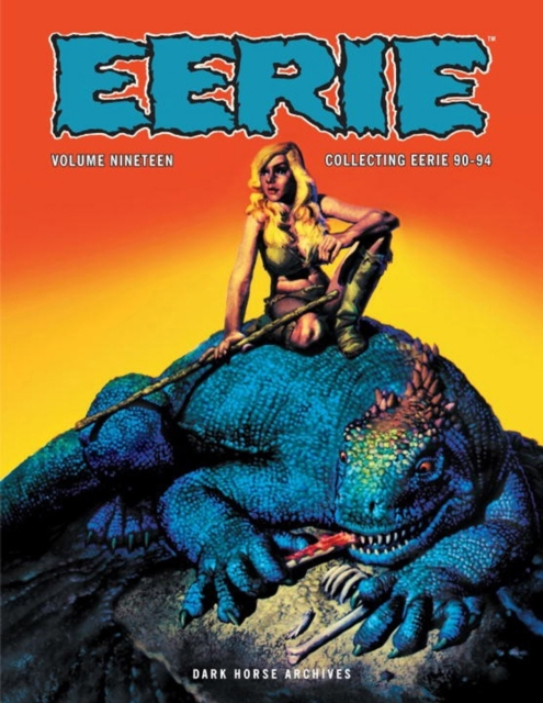 EERIE ARCHIVES VOL. 19 the ec archives two fisted tales volume 3